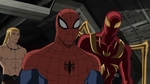 Spider-Man Ka-Zar Iron Spider USMWW