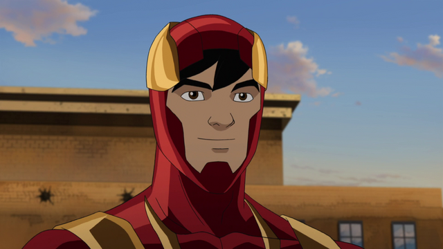File:Amadeus Cho as Iron Spider 1.png
