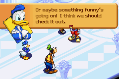 File:Kingdom Hearts - Chain of Memories donald mad.PNG