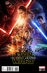 Star Wars The Force Awakens 1 Movie Variant