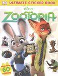 Zootopia Ultimate Sticker Book