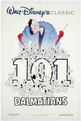 File:101 Dalmatians Re-Release Poster.jpg