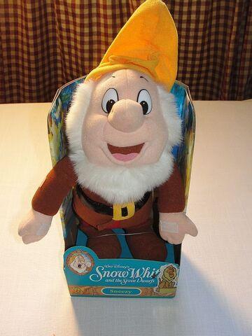 File:Snow White - Sneezy Plush.jpg