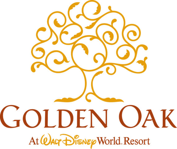 File:Golden Oak at Walt Disney World Resort logo.png