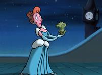 Cinderella Cameo