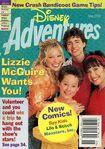 Disney Adventures Magazine cover May 2002 Lizzie McGuire