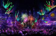 Disneyland forever concept