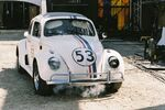Herbie angrily smoking