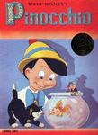 Vintage PINOCCHIO book