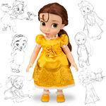 Belle Animators Doll 2013