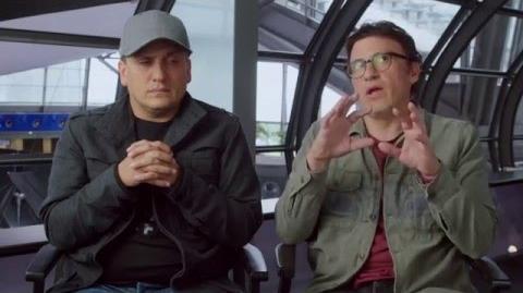 Captain America Civil War Behind-The-Scenes Directors Interview - Joe & Anthony Russo