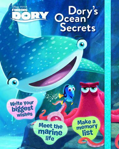 File:Finding Dory Book - Dorys Ocean Secrets.jpg