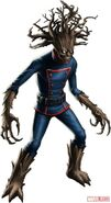 Groot Avengers Alliance