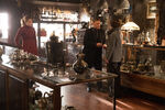 Once Upon a Time - 6x19 - The Black Fairy - Photogrphy - Pawnshop