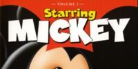 Walt Disney's Classic Cartoon Favorites