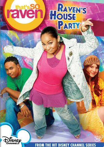 File:TSR Raven's House Party DVD.jpg