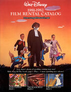 Walt disney film rental 103