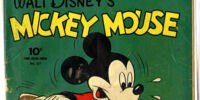 Mickey Mouse (comic book)/Cover Gallery