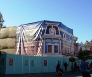 Removal of Blue Ribbon Cafe