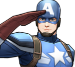 Steven Rogers Marvel Avengers Academy