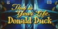 This is Your Life, Donald Duck