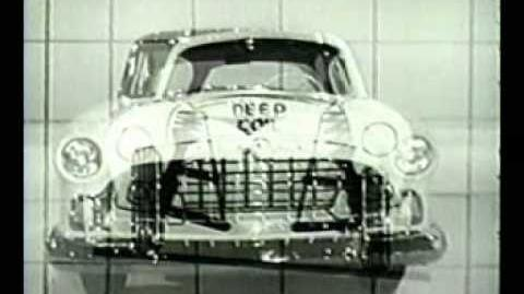 1955 Hudson Hornet And Wasp Commercial