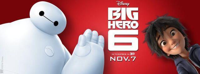 File:Baymax and Hiro Big Hero 6 Nov. 7.JPG