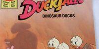 Dinosaur Ducks (Disney Read-Along)