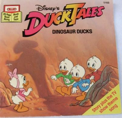 File:DuckTales Dinosaur Ducks Disney Read-Along.jpg
