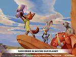 Disney Infinity Earth Day