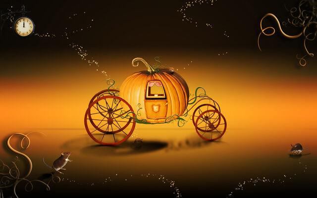 File:Cinderella s pumpkin carriage.jpg