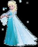 Elsa's ice magic