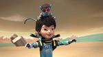 Robo-Monkey Business 1