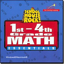 Schoolhouse rock 1st-4th grade math essentials