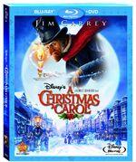 A Christmas Carol Bluray
