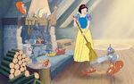 Disney Princess Snow White's Story Illustraition 6