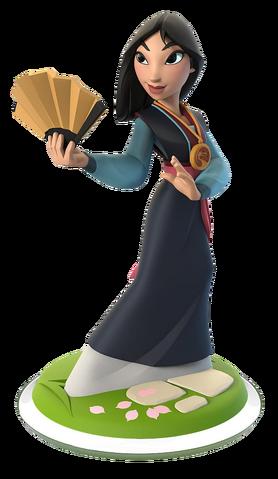 File:Mulan Disney INFINITY figure.png
