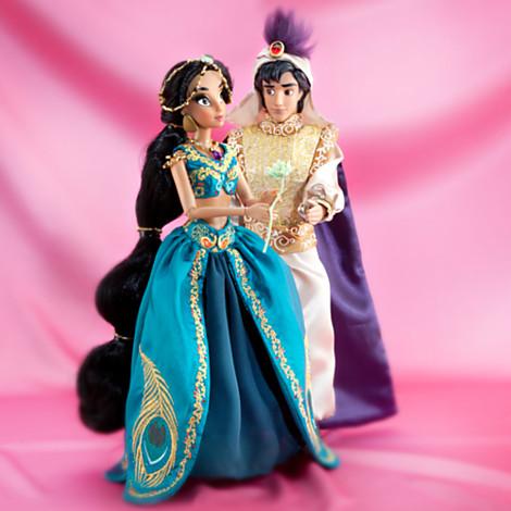 File:Disney Fairytale Designer Collection - Aladdin and Jasmine Dolls.jpg