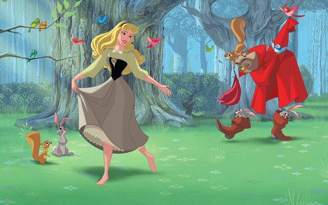 File:Disney Princess Aurora's Story Illustraition 6.jpg