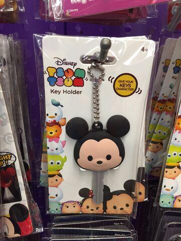 File:Mickey Mouse Tsum Tsum Key Holder.jpg