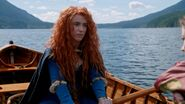 Once Upon a Time - 5x06 - The Bear and the Bow - Merida in Boat