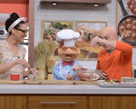Swedish Chef on The Chew March 18 2014