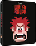 Wreck It Ralph Steelbook