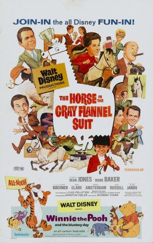 File:Poster of the movie The Horse in the Gray Flannel Suit.jpg