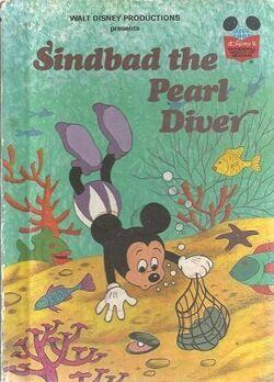 Sinbad the pearl diver