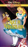 AliceInWonderland GoldCollection VHS