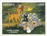 BambiFlowerandThumper-stamp