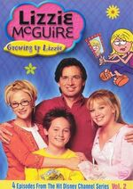 LM Growing Up Lizzie DVD