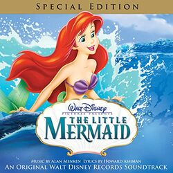 Little mermaid soundtrack cover 2006