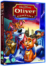 Oliver & Company 2009 UK DVD